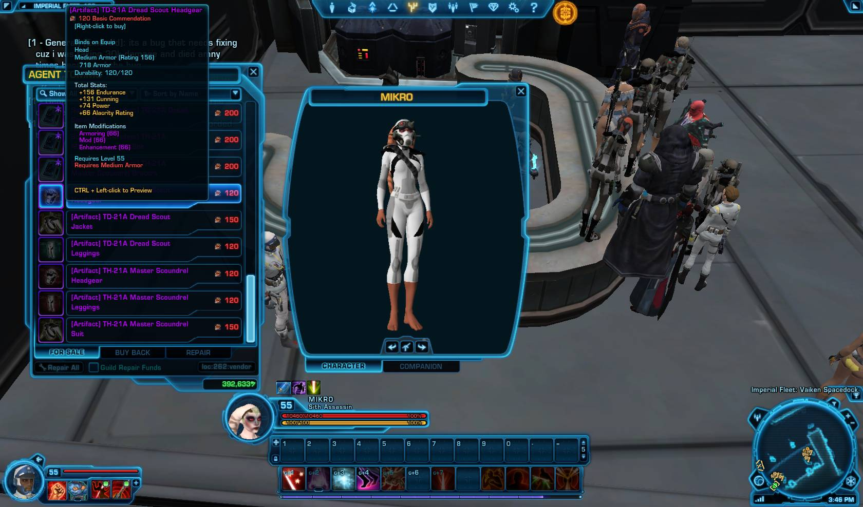 SWTOR EndGame Gearing Guide for PvE and PvP ... - VULKK.com