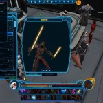 swtor arkanian offhand saber