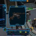 swtor underworld blaster pistol