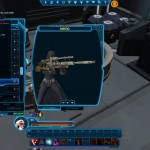 swtor underworld professional sniper rifle