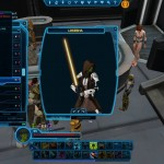 swtor underworld war leader lightsaber