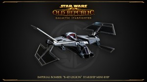 imperial bomber b 4d legion mini-pet