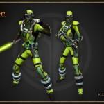 SWTOR K-23 Hazmat Armor