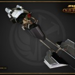 SWTOR TionSY 3 Vehicle
