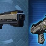 RK-4 Starforged Blaster