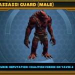 Swtor Massassi Guard Stronghold Decoration