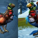 Jewelled Orobird