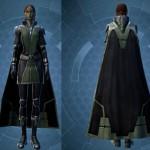 swtor Lana Benikos Armor Set