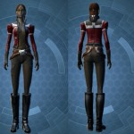 swtor Theron Shans Armor Set