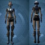 swtor Ventilated Scalene Armor Set