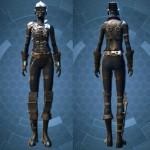 swtor nefarious bandits armor set