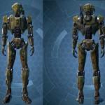 swtor Jungle Droid HK Customization