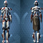 swtor Shield Warden Armor Set