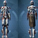 swtor Shield Warden Armor Set