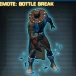 swtor emote bottle break