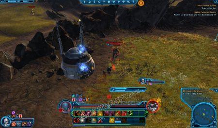 Boss mob Battle Droid C-11 image 1  middle size