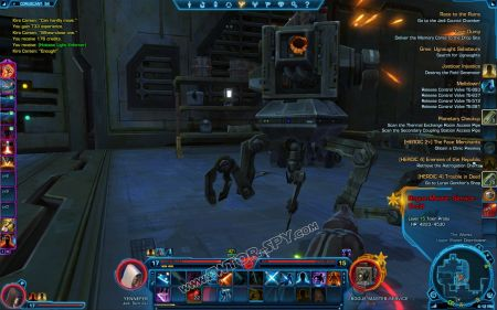 Boss mob Rogue Master Service Droid image 3  middle size