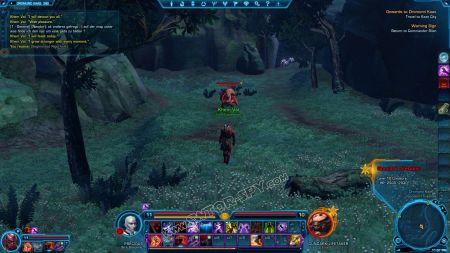 Boss mob Gundark Lifetaker image 0  middle size