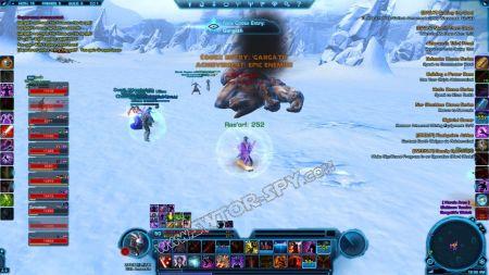 Boss mob Gargath image 3  middle size