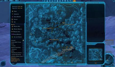 Boss mob Graymane image 1  middle size