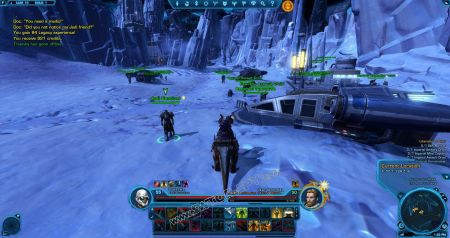Boss mob Jedi Sentinel image 0  middle size