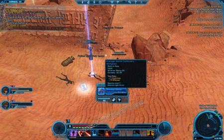 Boss mob Fallen Jedi Vald Inosp image 4  middle size