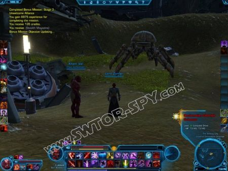 Boss mob Reclamation Clearfell Colossus image 0  middle size