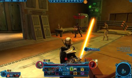 Boss mob Sith Lord Towe image 2  middle size