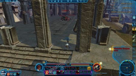 Boss mob Fleshraider Conquest Droid image 0  middle size