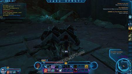 Boss mob Tythonian Lore Guardian image 1  middle size
