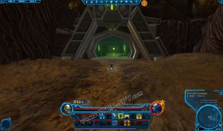 Boss mob Ancient Sith Dreadnought image 0  middle size
