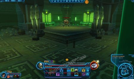 Boss mob Ancient Sith Dreadnought image 2  middle size