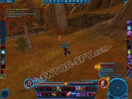 Boss mob Jedi Sentinel image 0  middle size