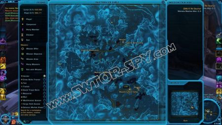 Ilum Datacrons Datacron Locations In Star Wars The Old Republic