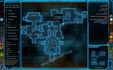 Nar Shaddaa Datacrons Datacron Locations In Star Wars The Old