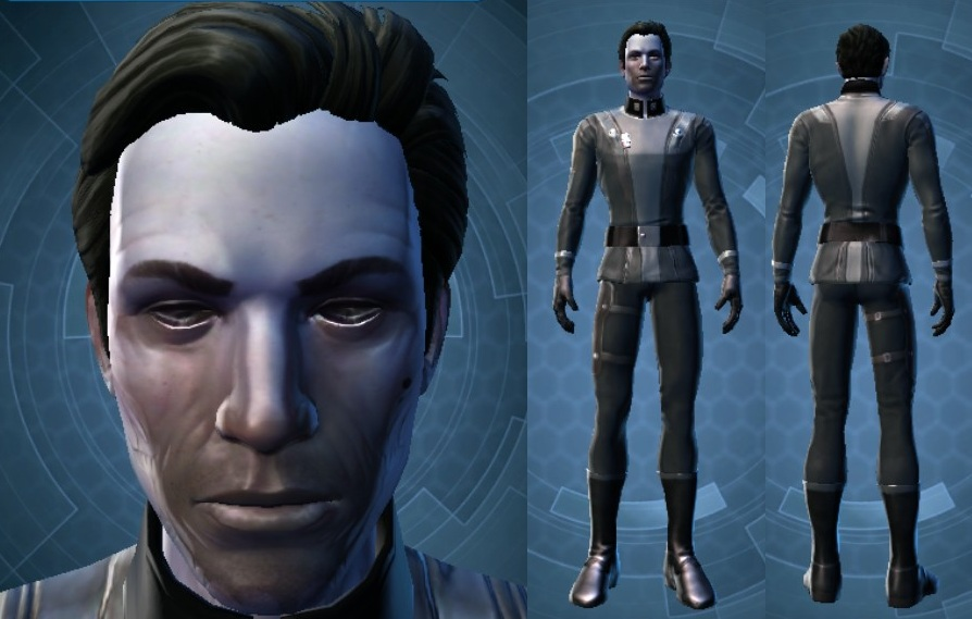 Swtor Infected Malavai Quinn Customization