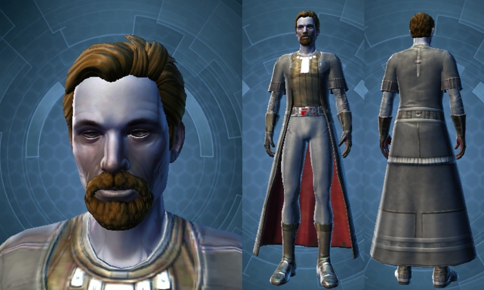 Swtor Infected Tharan Cedrax Customization