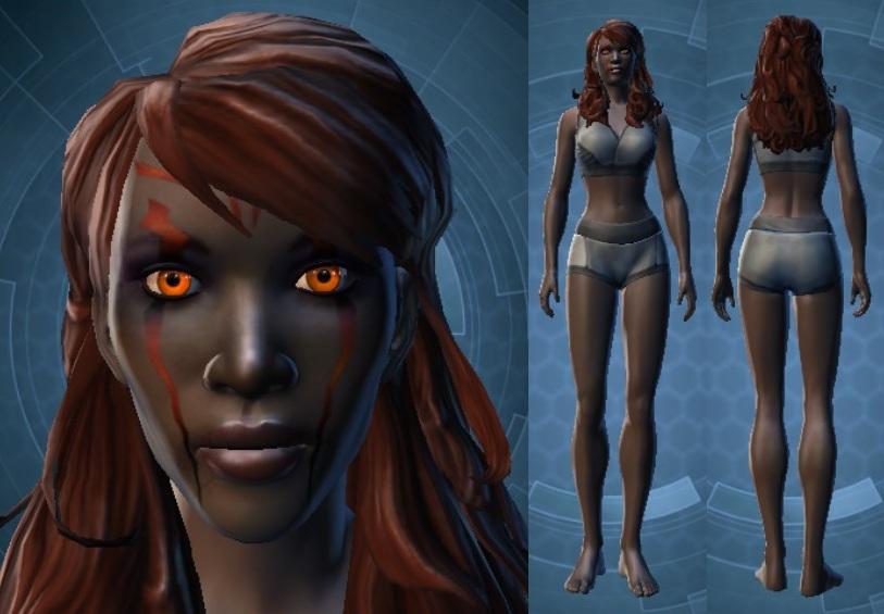 Jaesa Wilsaam Dark Customization 9