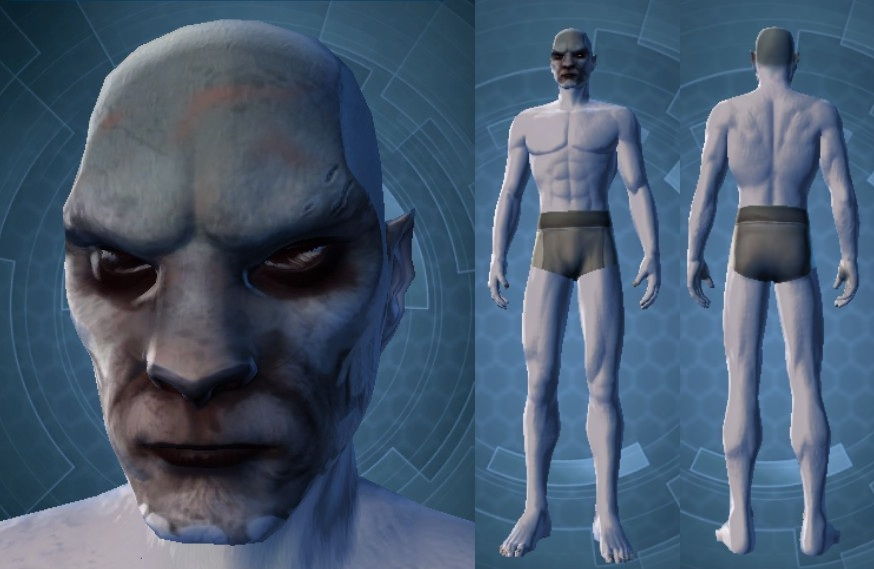 Swtor Plagued Aric Jorgan Customization