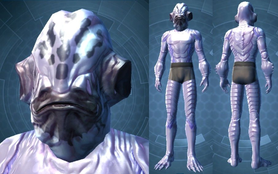 Swtor Plagued Guss Tuno Customization