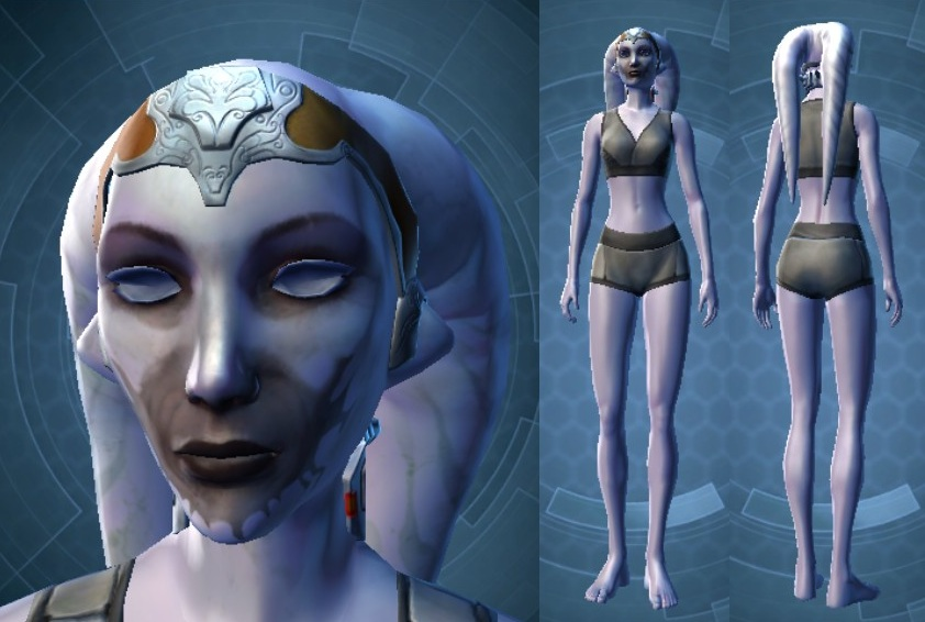 Swtor Plagued Vette Customization