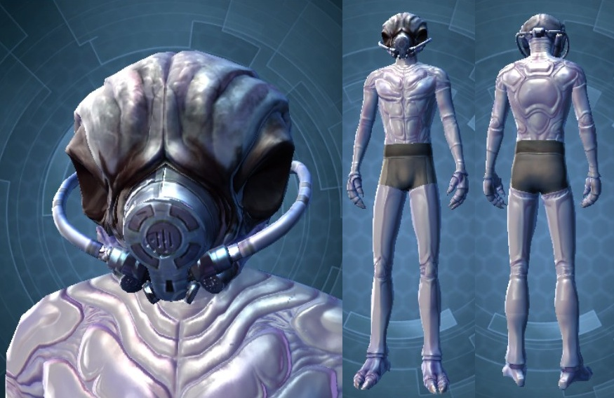 Swtor Plagued Yuun Customization