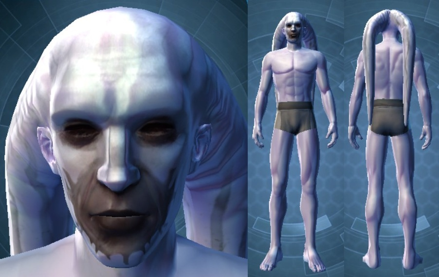 Swtor Plagued Zenith Customization