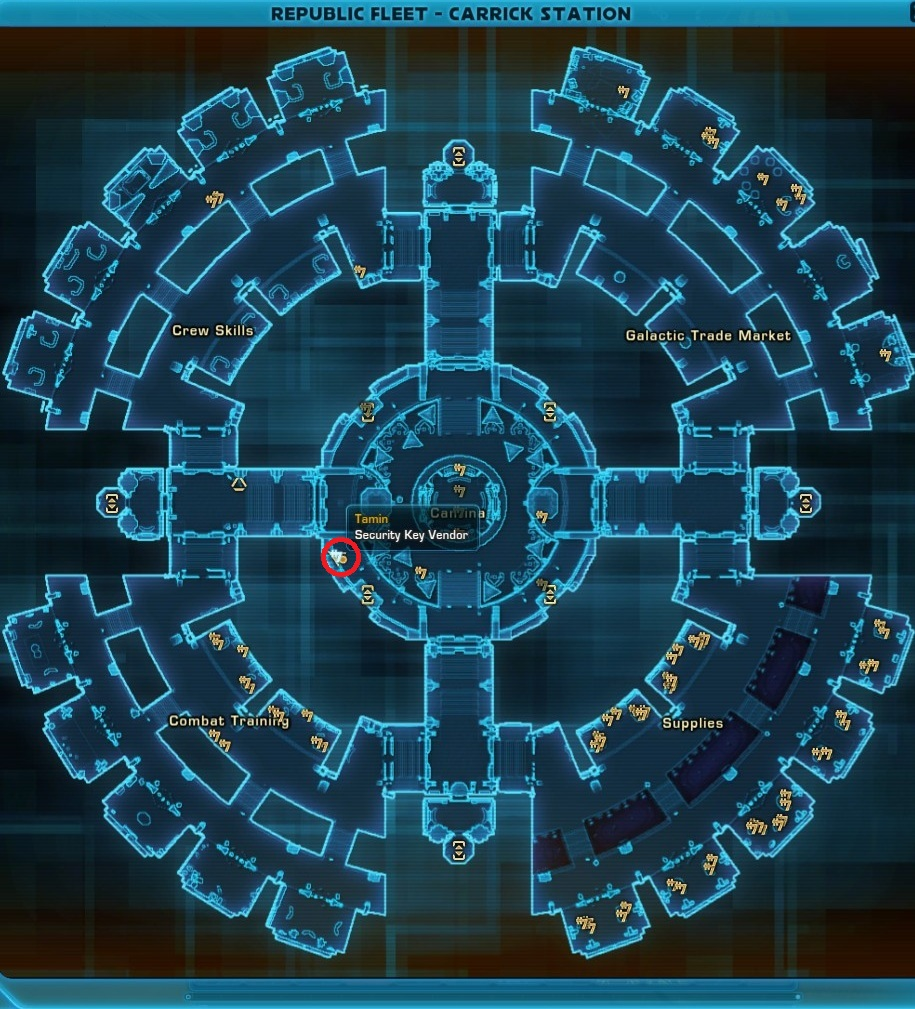 swtor the black hole map - photo #30
