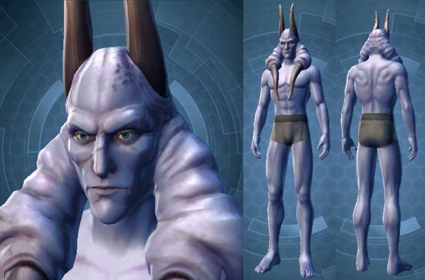 Swtor Sergeant Rusk Customization Default