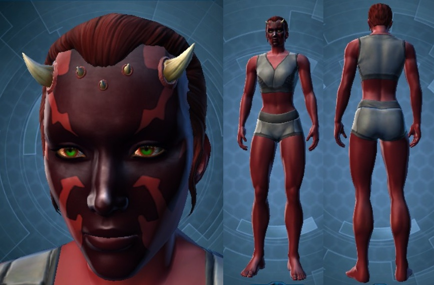 Swtor Akaavi Spar Customization 2