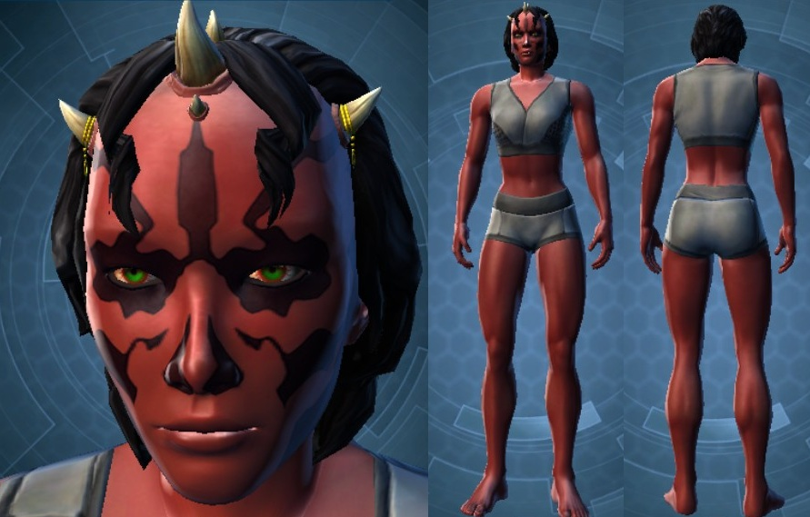 Swtor Akaavi Spar Customization 3