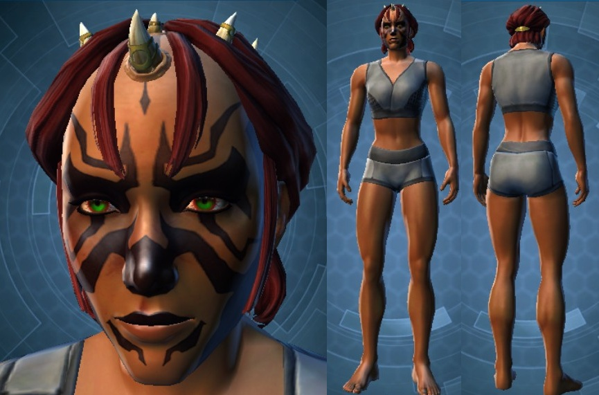 Swtor Akaavi Spar Customization 5