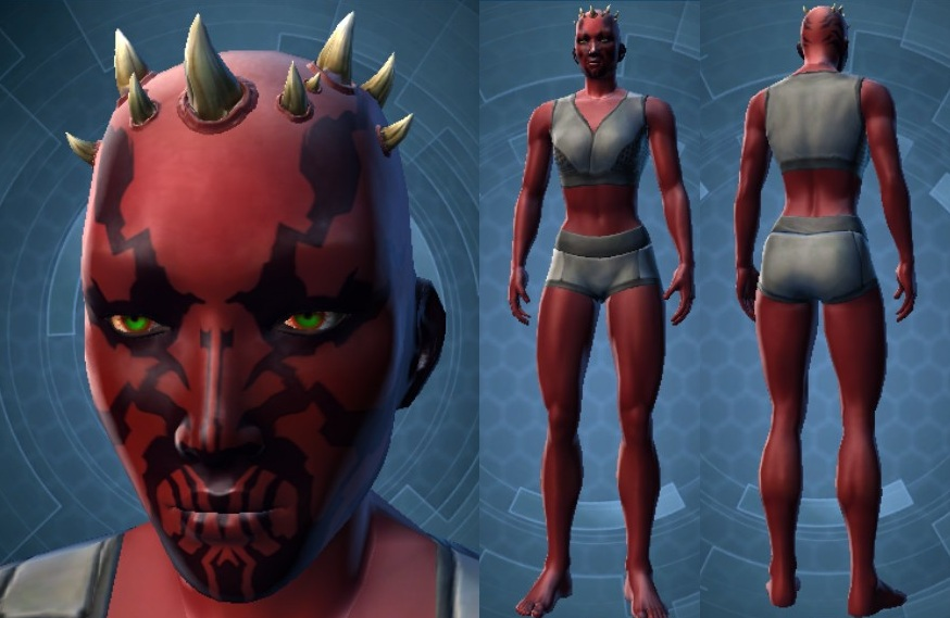 Swtor Akaavi Spar Customization 6