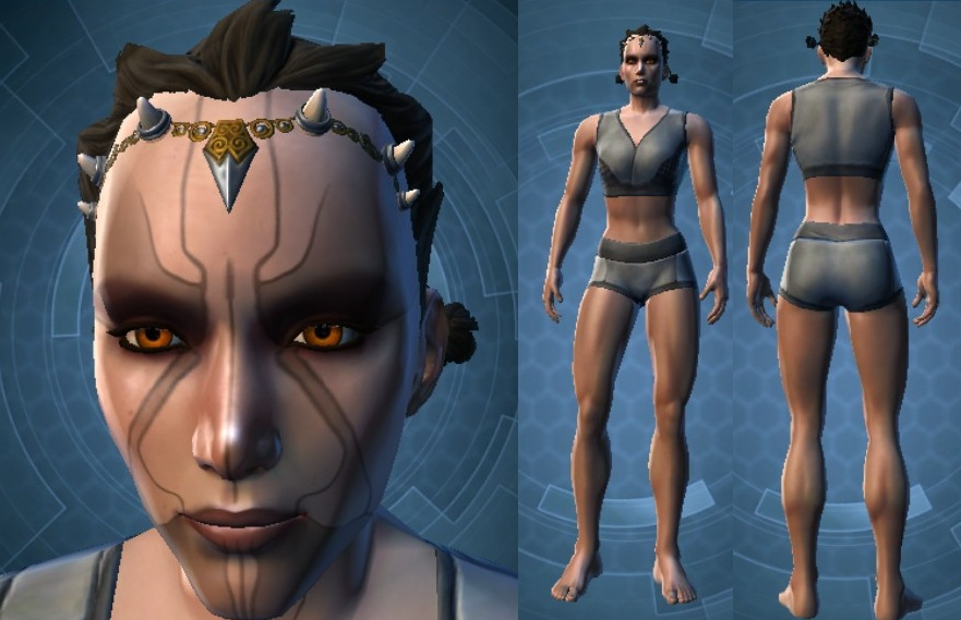 Swtor Akaavi Spar Customization 8